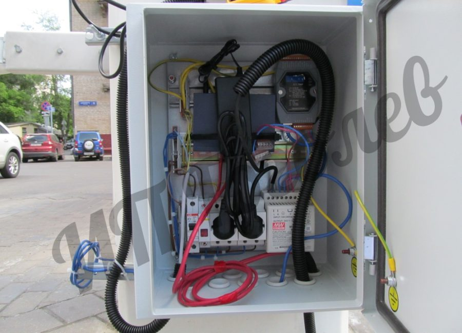 Определение состава ПО АВТОМАРШАЛ, оборудования и его размещения на объекте